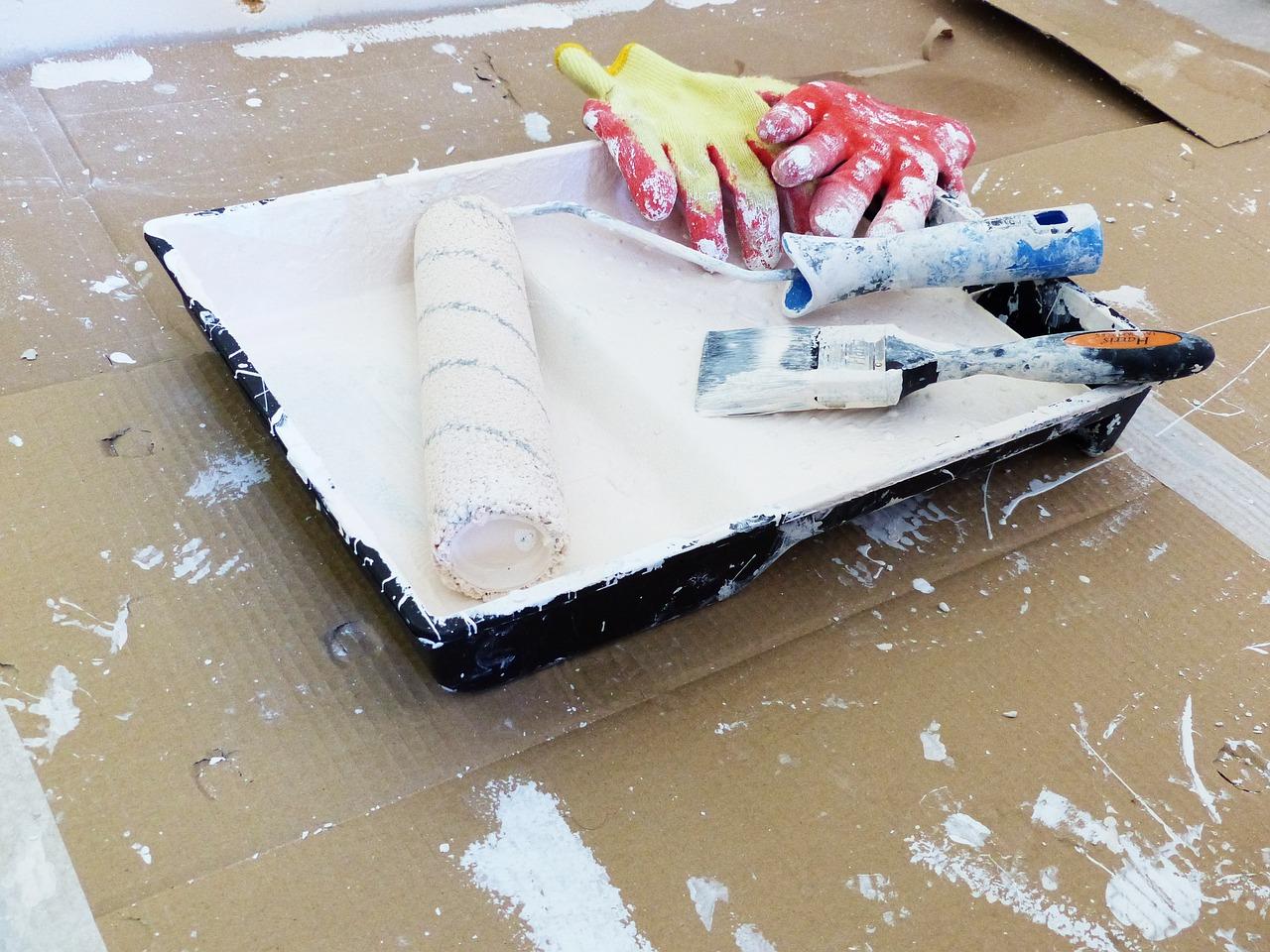 comment nettoyer ses outils de peinture