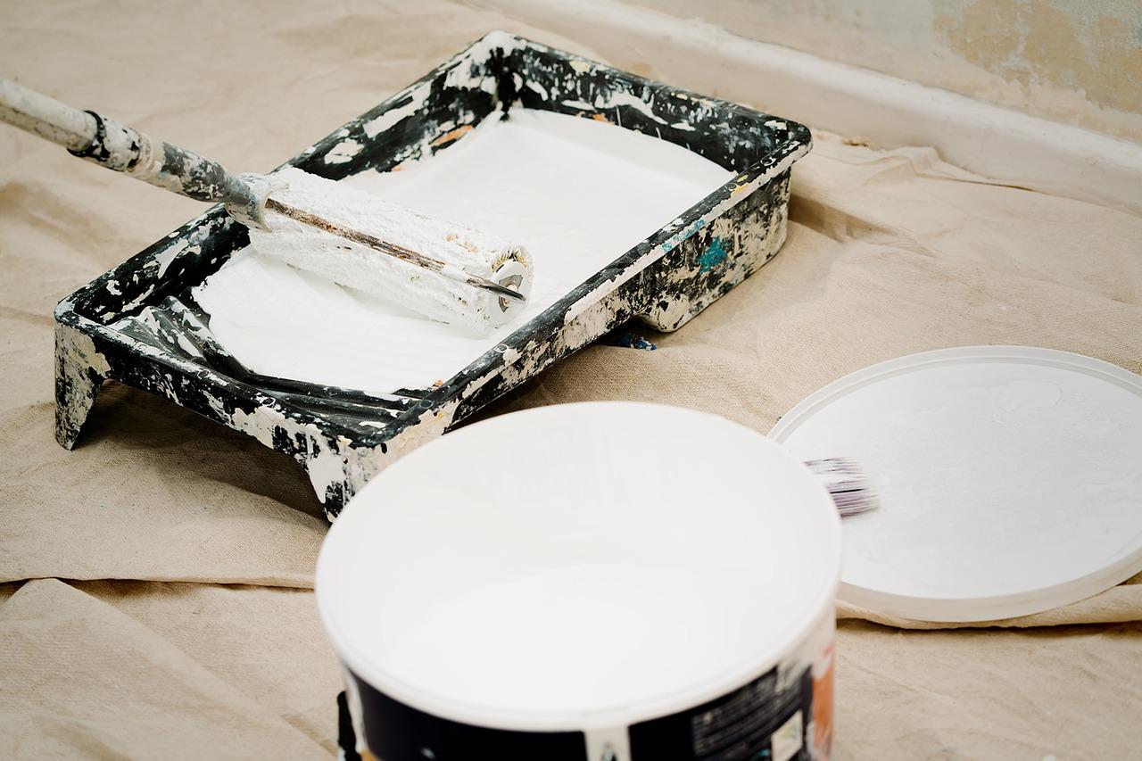 nettoyer les pinceaux et outils de peinture