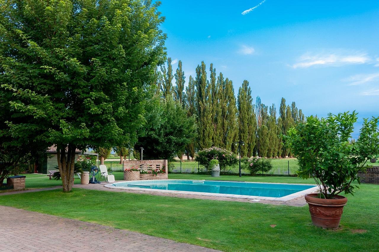 Quelle garantie pour la piscine?