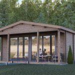 Construire un chalet de jardin en bois : guide pour réussir son projet