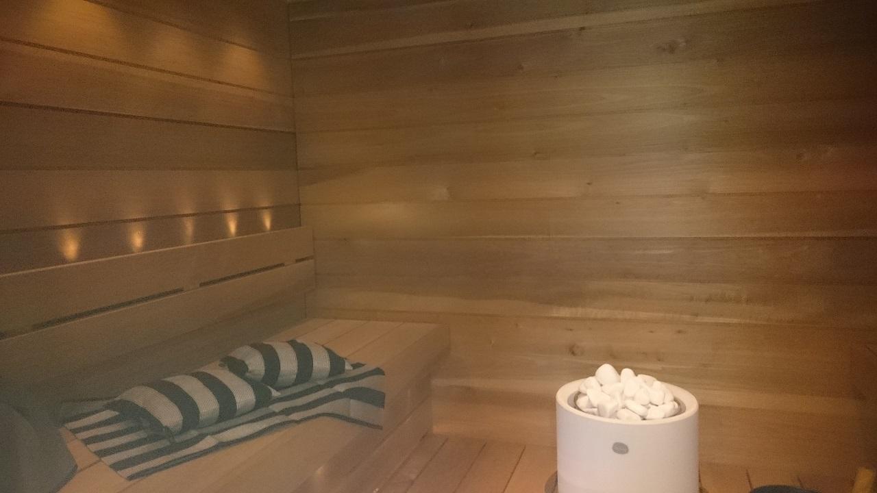 Quels produits utiliser pour entretenir le sauna?